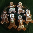 Gingerbread Friends & Family