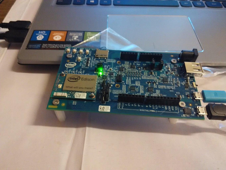 Drive Alert (Intel - IOT)