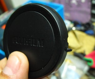 Redneck Fix for Camera Lid for Free!!