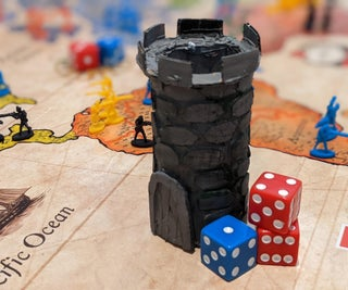 RPG Dice Tower