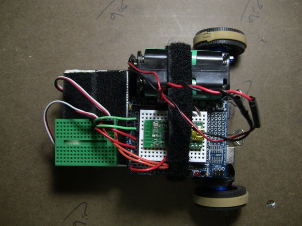 Remote Controlled Arduino Robot Using Wixel Transceivers