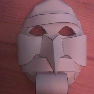 Simple Wicked Witch Mask