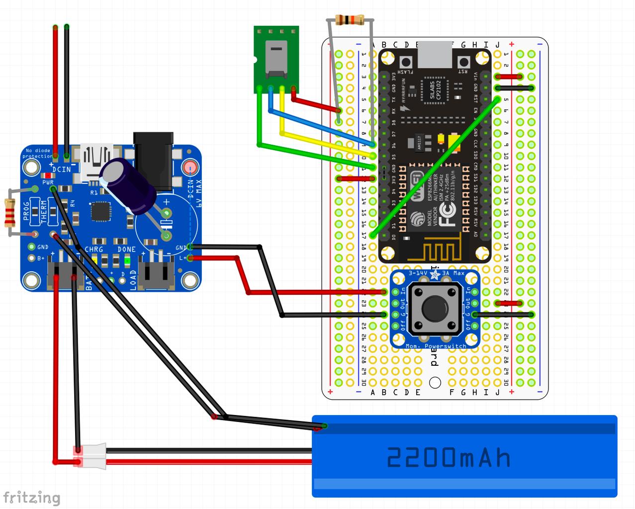 Build Microcontroller Circuit