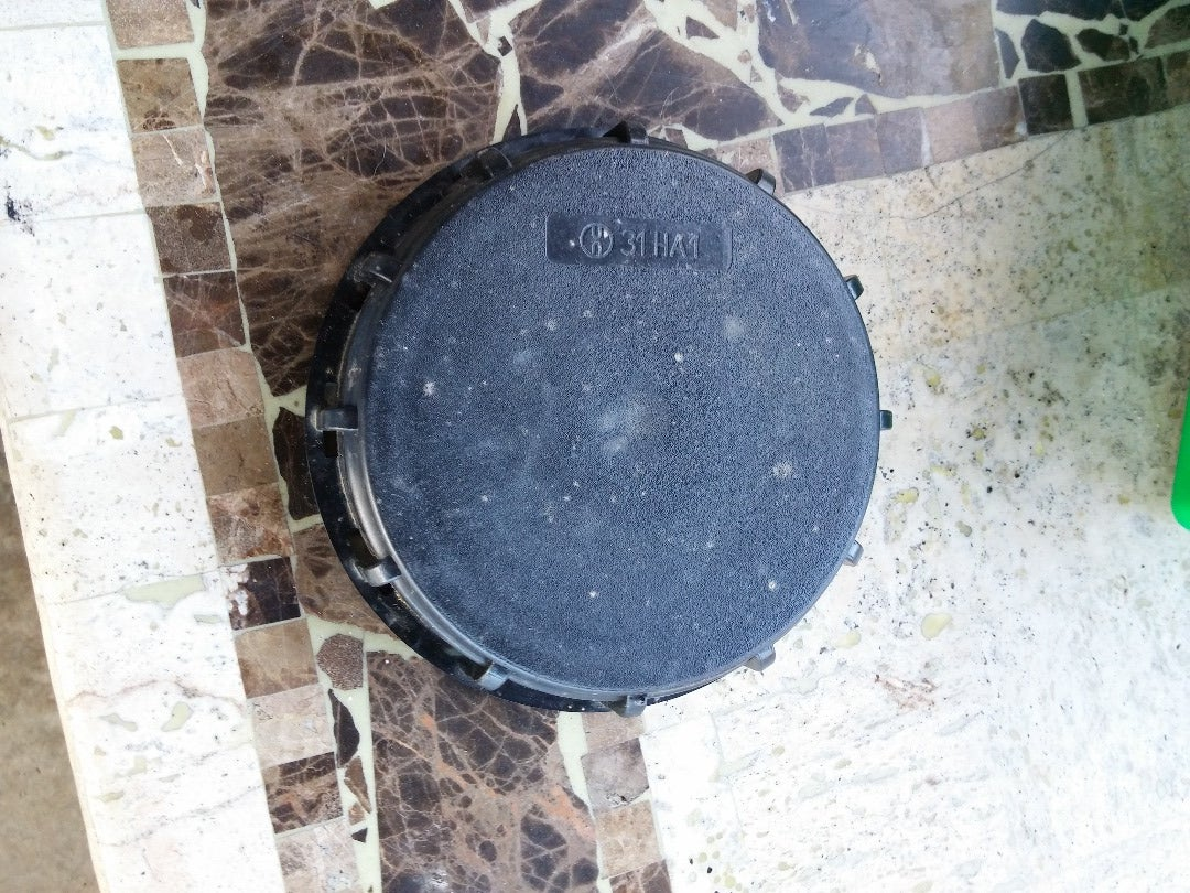 Modify Tank for Rainwater (incoming/overflow/output)