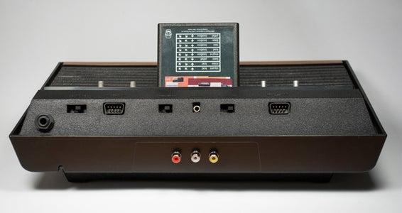 ATARI 2600 Video Composite Mod