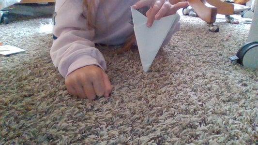 Step 7: Fold Other Half Around