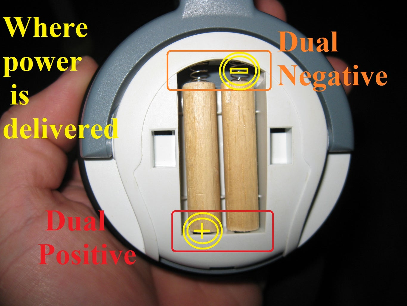 Convert Your Turtle Beach X4/X41 Headset From AAA Batteries to AA Batteries