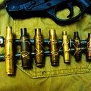 Bullet Shell Pan Flute
