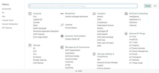 Setting Up Amazon Web Services