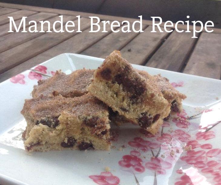 Mandel Bread Passover Recipe