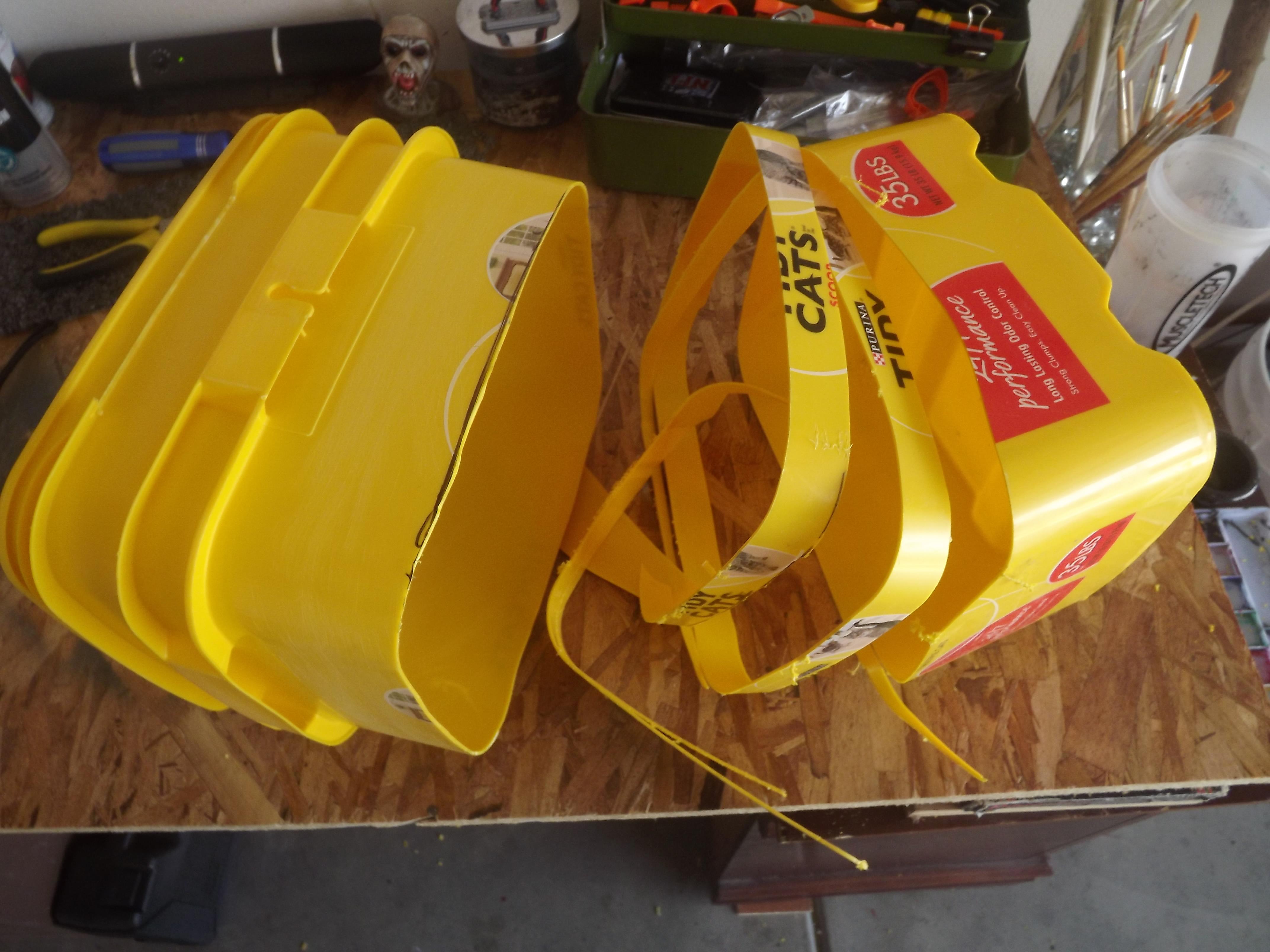 Homemade Litter Box