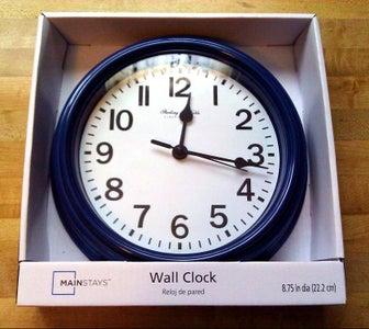 Procure Clock
