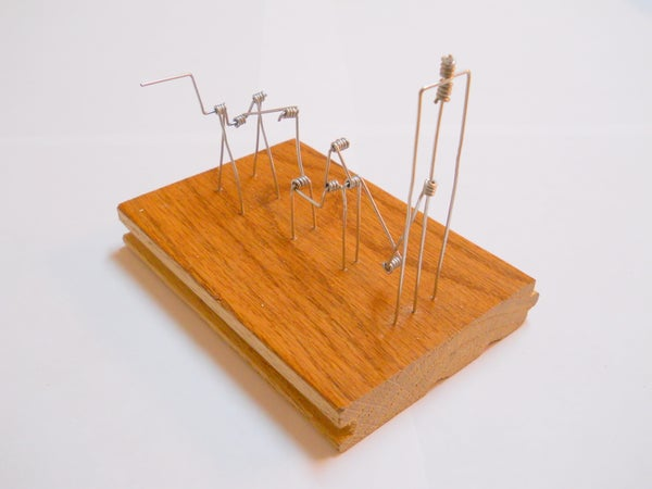 Building Machines From Paperclips