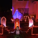 Jay's 2008 Computerized Halloween Light Show