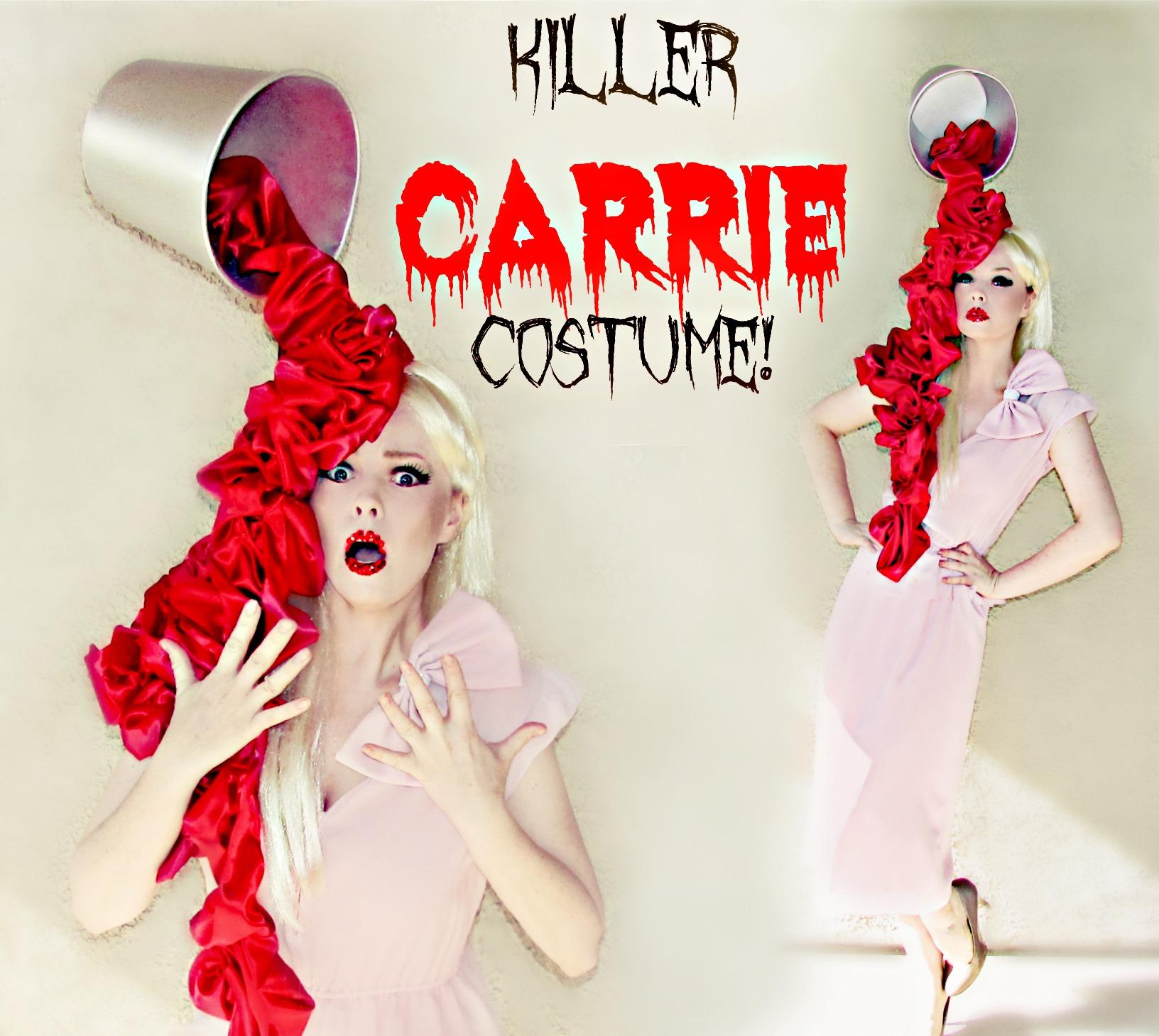 "Killer ""Carrie"" Costume"