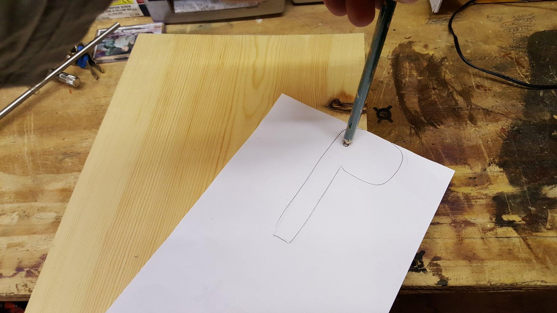 Petrifying Pendulum Prototype