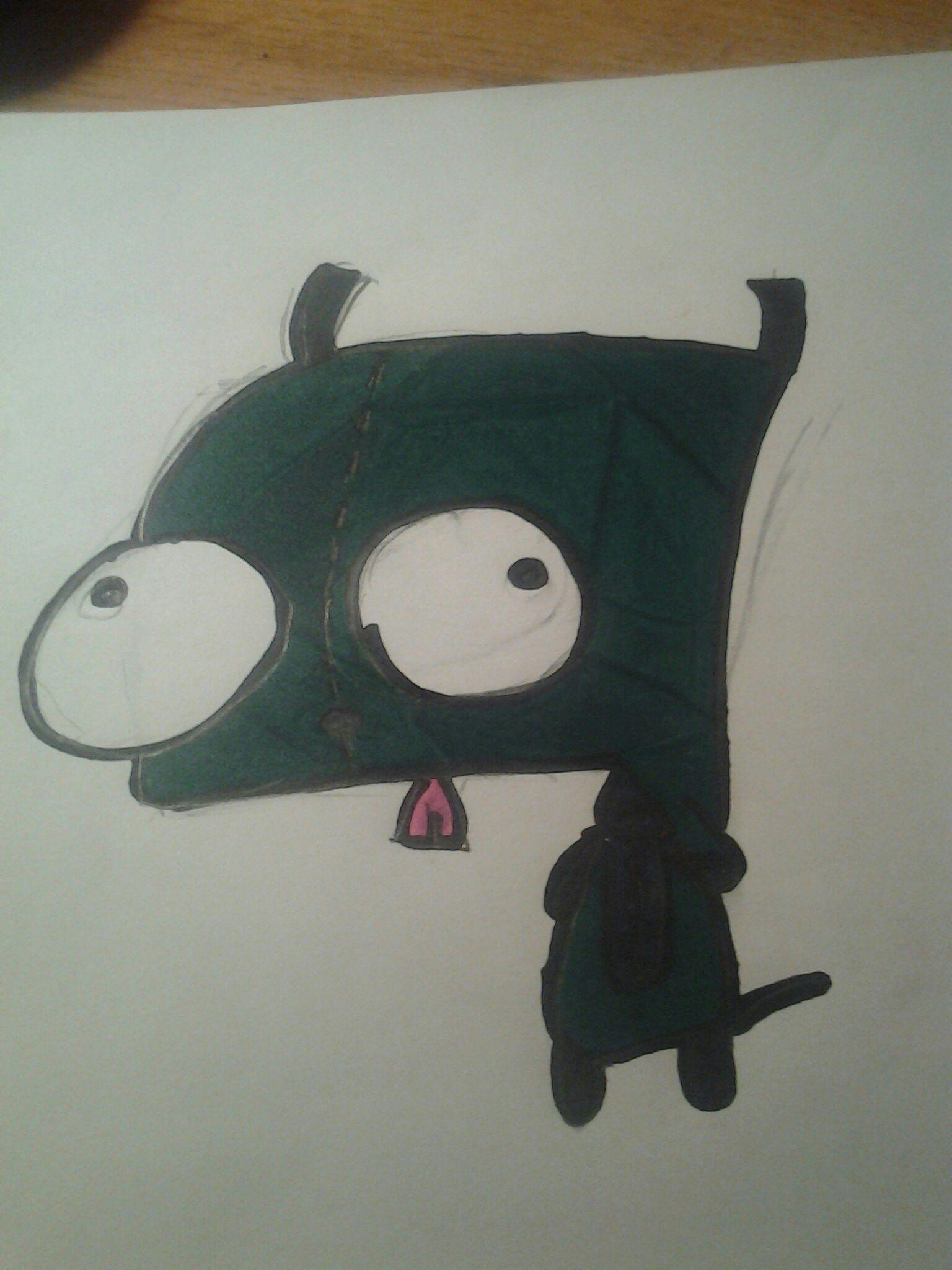 How To create a cute weird thing