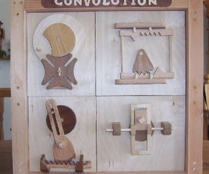 Convolution - Wood Mechanisms