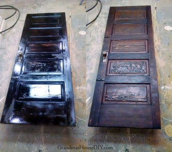 Sanding, Staining and Painting