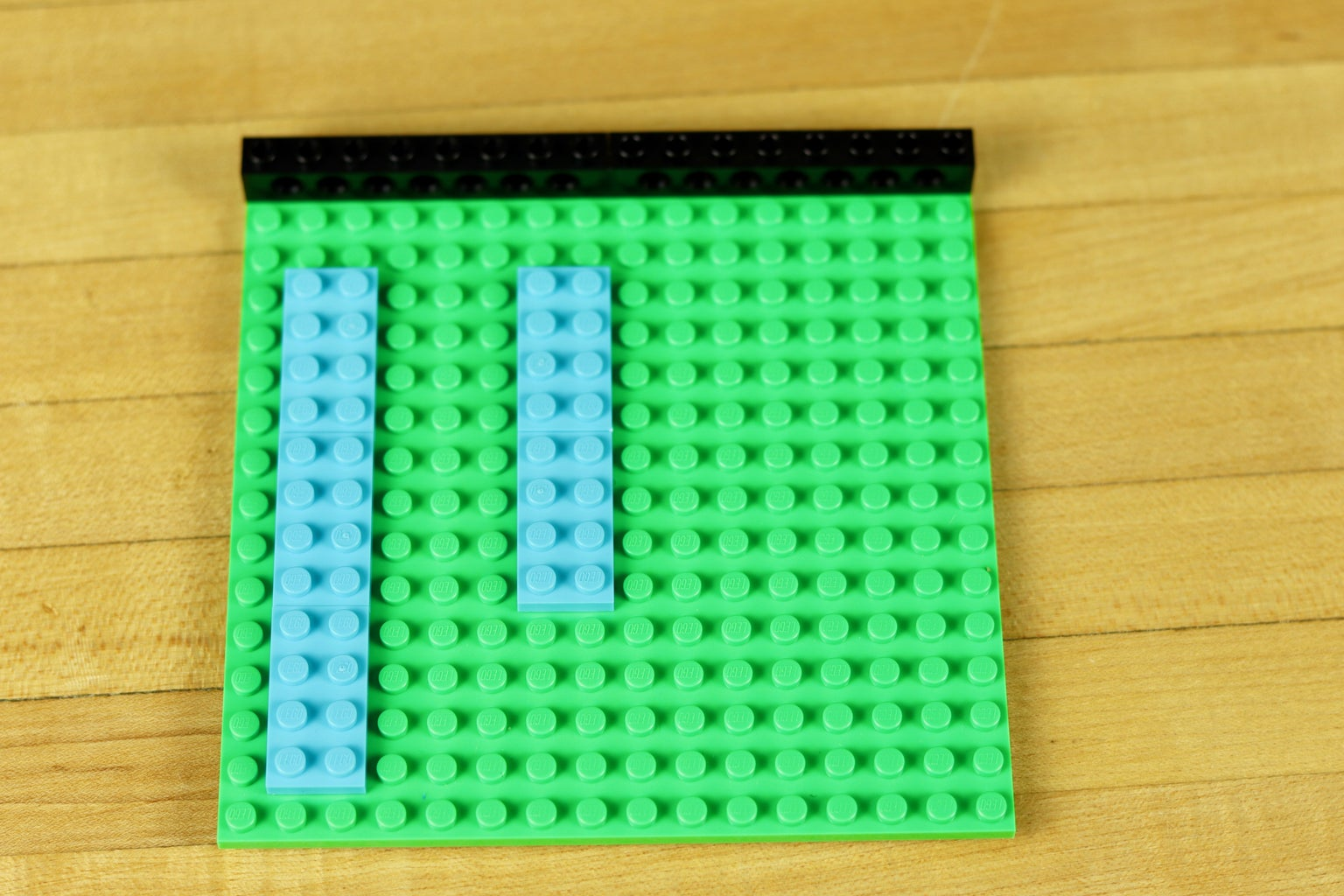 Lay Out LEGO and Electronics Components