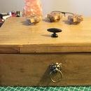 Combination Lock Jewelry Box