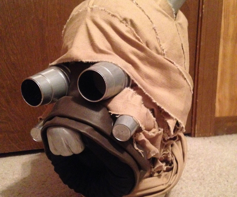 STAR WARS Tusken Raider Mask
