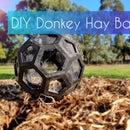 DIY Animal Feed Ball