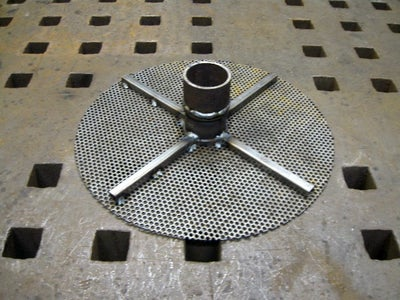 Rotary Ash Grate 2