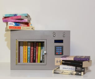 Book Conservation Chamber Using Raspberry Pi