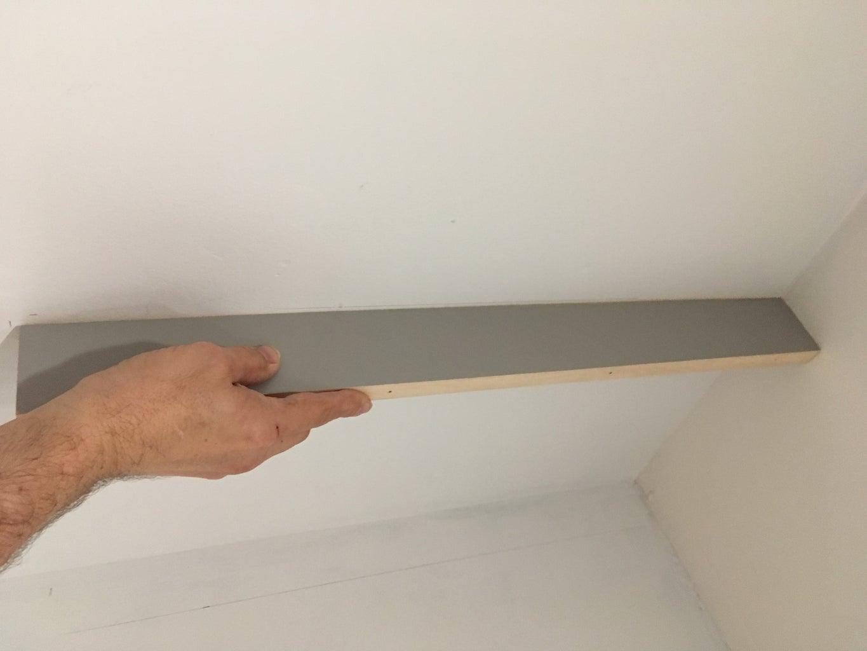 Installing Upper Cabinets