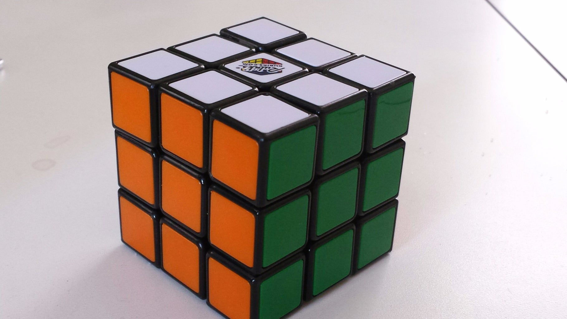 Complete the Cube