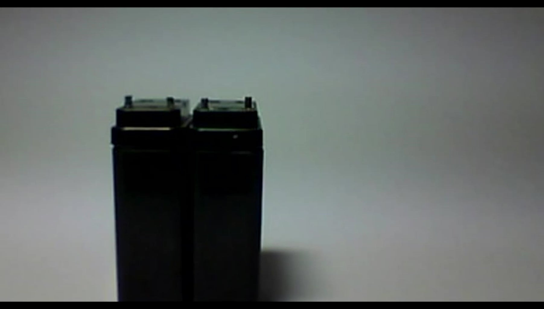 Let's Take a Look at the Batteries-