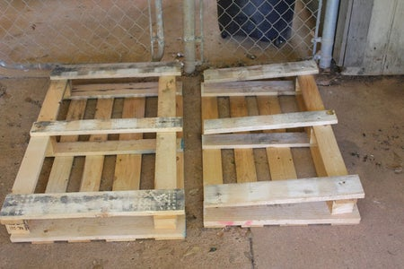 Measure and Cut Your Pallets
