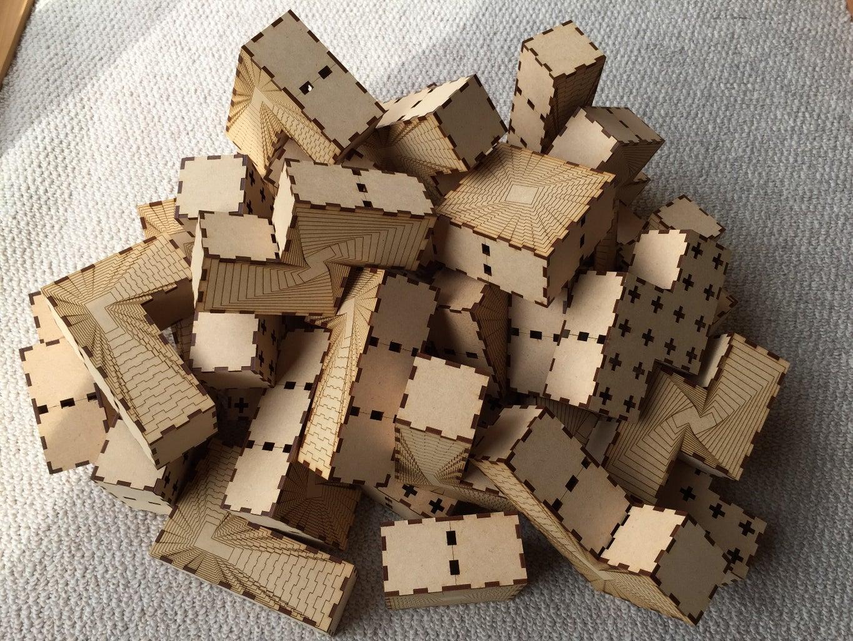 Assemble Blocks