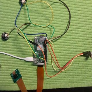 Bike Overtaking Distance Sensor
