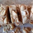 Homemade Peanut Log Candy