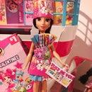 Paper Party Dress