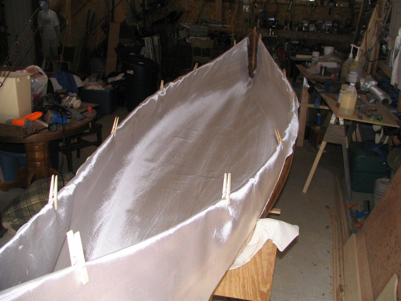 Fiberglass the Inner Hull