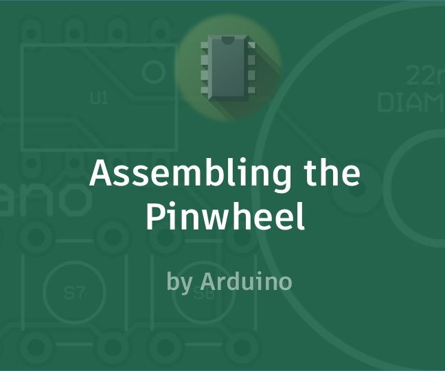 Assembling the Pinwheel