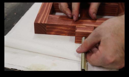 Adding the Threaded Rod