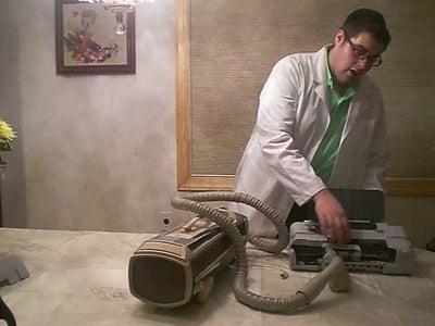 Adding the Vacuum Cleaner