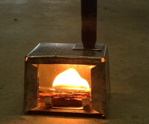 Mini Fireplace