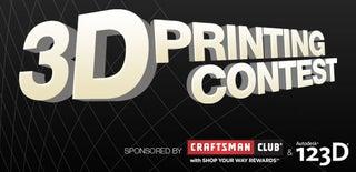 3D Printing Contest