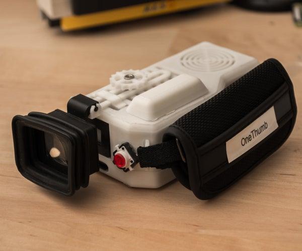 OTES - Portable Retro CRT Game Console