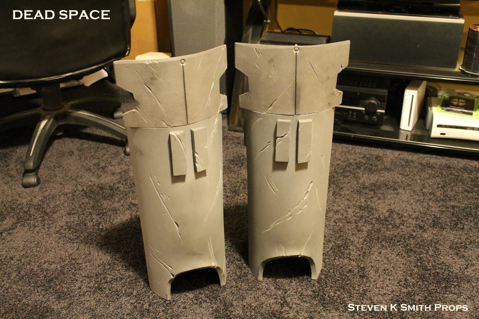 Shin and Knee Guards
