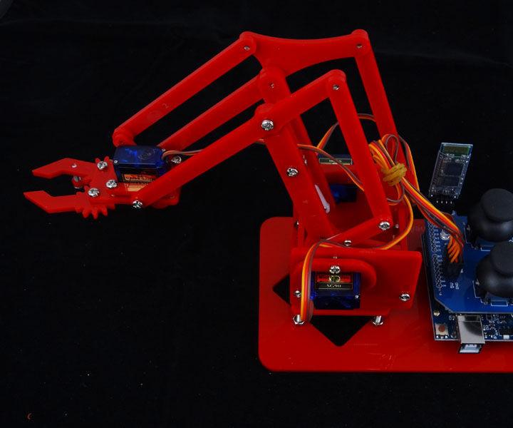 MeArm.Joystick JP