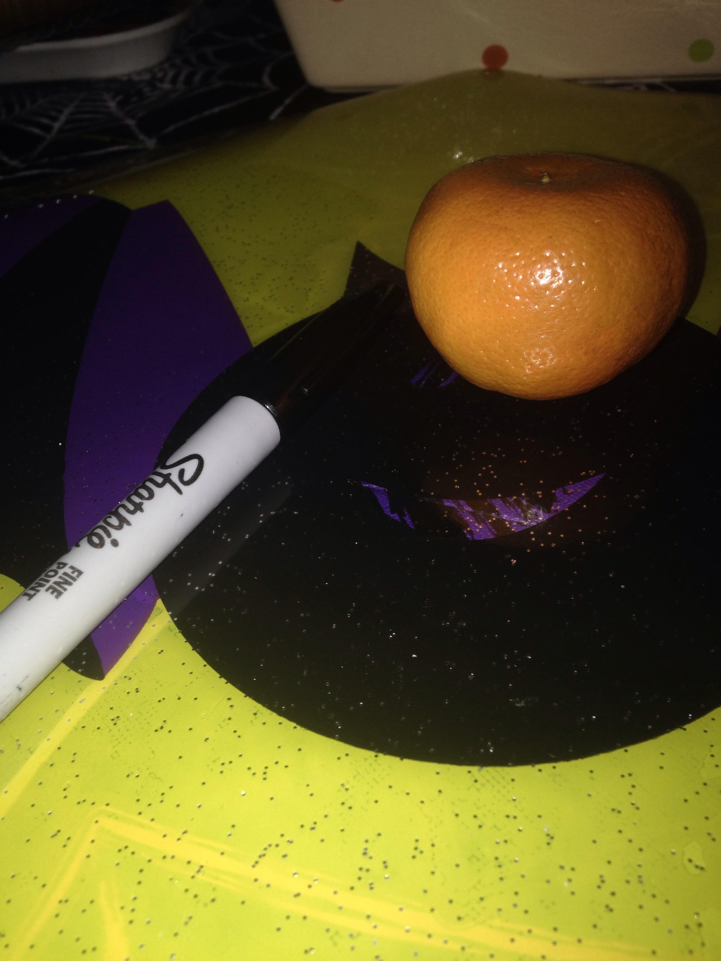 Pumpkin Clementines