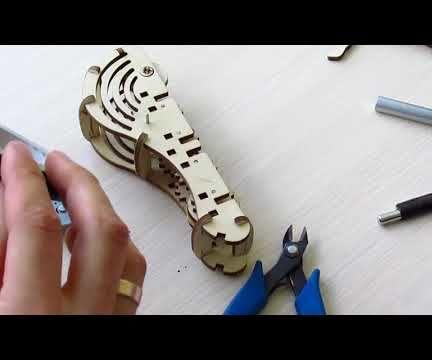 DIY Mechanical Spider