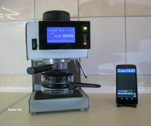 Automatic Smart Coffee Maker With Arduino and Bluetooth