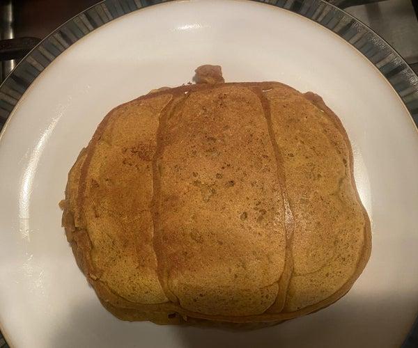 Jacked Pumpkin Pancakes